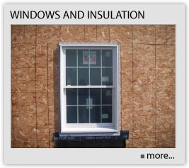 Windows and Insulation